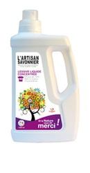 Detergent bio lichid concentrat - Artisan Savonnier