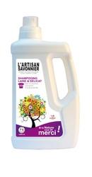 Sampon lichid delicat pentru Lana - Artisan Savonnier