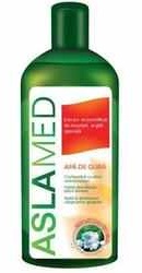 AslaMed Apa de gura cu extract ecocertificat de musetel, clorhexidina si argila speciala - Farmec
