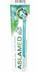AslaMed Pasta de dinti recomandata in tratamente homeopate - Farmec