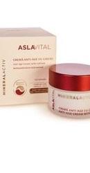 Aslavital Mineralactiv Crema anti-age cu calciu - Farmec