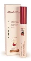 Aslavital Mineralactiv Crema antirid contur ochi - Farmec
