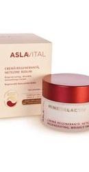 Aslavital Mineralactiv Crema regeneranta de noapte netezire riduri - Farmec