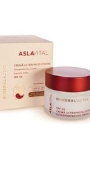 Aslavital Mineralactiv Crema ultra-protectoare SPF50 - Farmec