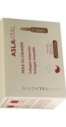Aslavital Mineralactiv Fiole cu Colagen - Farmec