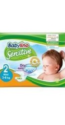 Scutece Sensitive NR 2 - Babylino