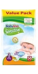 Scutece Sensitive Economy NR 3 - Babylino
