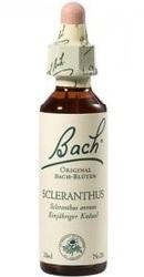 Scleranthus - Bach