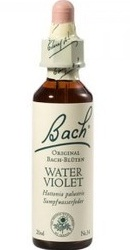 Water Violet - Bach