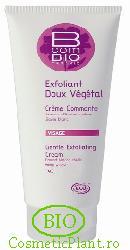 Exfoliant facial Delicat - BcomBIO