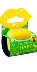 Balsam natural de buze cu monoi si cocos SPF15 - Beauty Made Easy