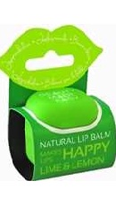Balsam natural de buze cu lime si lamaie -  Beauty Made Easy