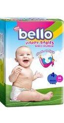 Scutece copii MAXI - Bello