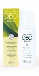 Deodorant bio cu pulverizator pentru barbati Wood - Bema