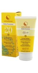 Crema bio cu protectie solara medie SPF 20 - Bema