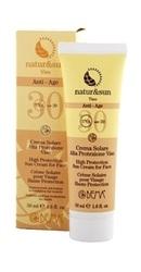 Crema bio cu protectie solara ridicata SPF 30 pentru fata - Bema