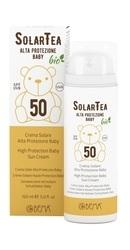 Crema bio cu protectie solara ridicata SPF 50 copii Solar Tea - Bema