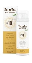 Crema bio cu protectie solara scazuta SPF 10 Solar Tea - Bema
