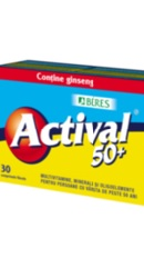 Actival 50 Plus - Beres