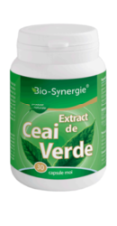 Extract Ceai Verde 720mg - Bio Synergie