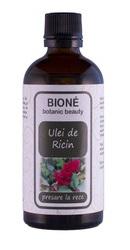 Ulei de ricin, presat la rece - Bione