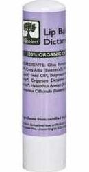 Balsam bio de buze neutru cu ulei de masline - Bioselect
