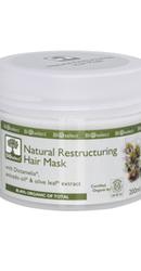 Masca bio de refacere pentru par cu ulei de masline - Bioselect