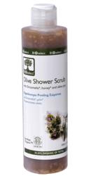 Scrub bio exfoliant pentru corp cu ulei de masline - Bioselect
