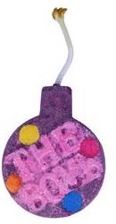 Watercolours Fizzy Rascal Sare de baie - Bomb Cosmetics