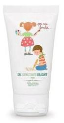 Gel dezinfectant maini organic pentru bebelusi si copii - BubbleEco