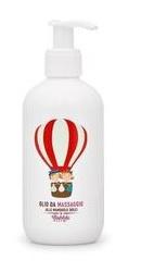 Ulei de masaj organic pentru bebelusi si copii - BubbleEco