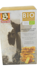 Biscuiti Organici cu branza Gouda maturata - Buiteman