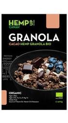 Granola Cacao ECO Hemp Up - Canah