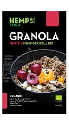 Granola Protein ECO Hemp Up - Canah