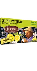 Ceai Sleepytime Decaf Green Tea - Celestial