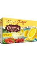 Ceai Zinger cu Lamaie - Celestial