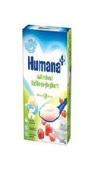 Cereale cu iaurt si capsuni - Humana