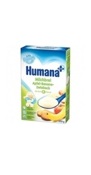 Cereale cu mar, banane si pesmet - Humana
