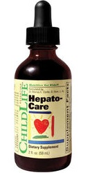 Hepato Care - Childlife Essentials