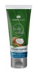 Exfoliant corporal cu nuca de cocos - Cosmeticplant