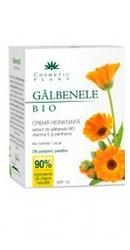 Crema Hidratanta cu Galbenele Bio - Cosmeticplant