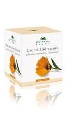 Crema hidratanta cu galbenele si vitaminele A si E - Cosmeticplant