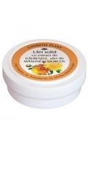 Ulei solid cu extract de galbenele, ulei de masline si morcov - Cosmeticplant