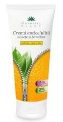 Crema anticelulita suplete si fermitate cu cafeina si ceai verde  - Cosmeticplant
