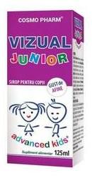 Sirop Vizual Junior - CosmoPharm