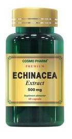 Echinacea Extract 500mg - Cosmopharm