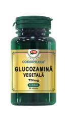 Glucozamina Vegetala 750 mg - Cosmopharm