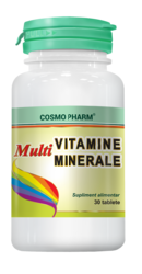 Multivitamine si multiminerale
