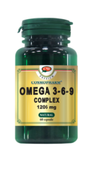 Omega 3-6-9 Complex - Cosmopharm