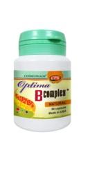 Capsule Optima B Complex - Cosmopharm